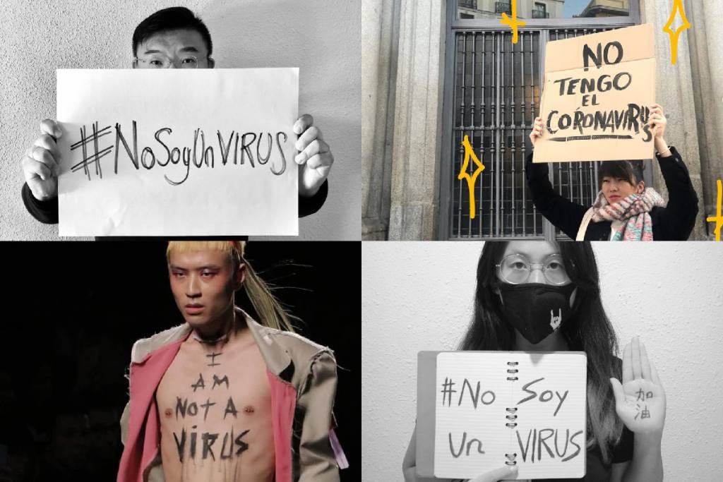 Campaña #nosoyunvirus